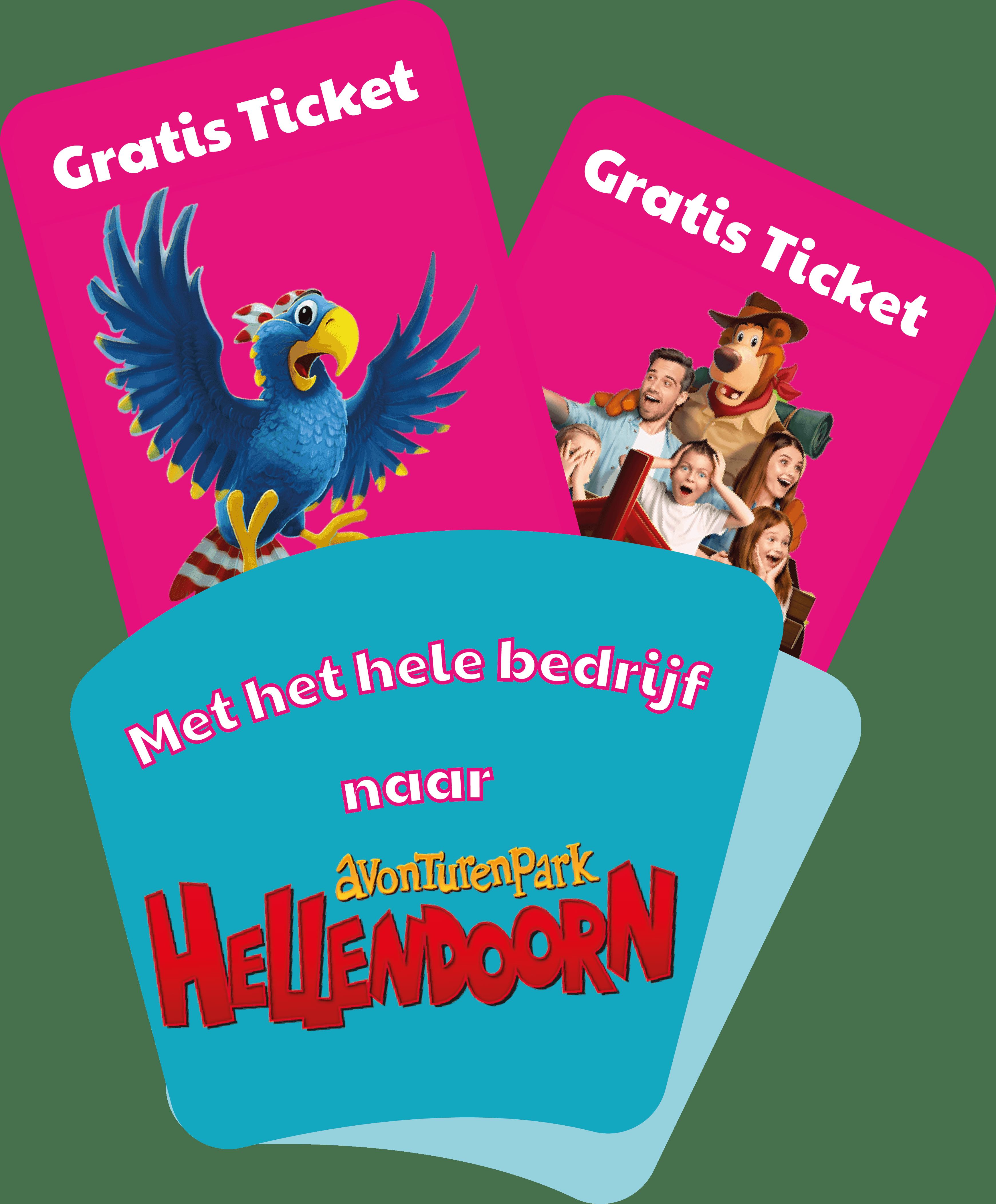 BrightAccess actiedag Avonturenpark Hellendoorn - entree tickets
